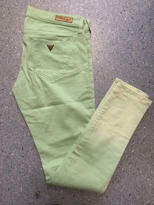 Guess Tube Jeans sage green-mint