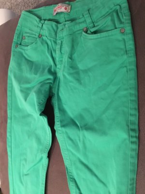 H&M Flares green