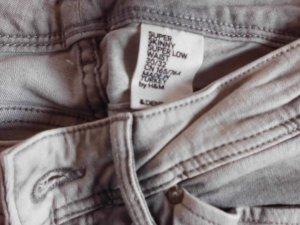 Jeans von H&M in grau