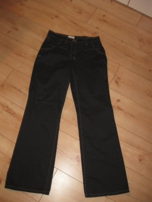 Jeans von HEINE * schwarz * Gr 18 = 36 * NEU
