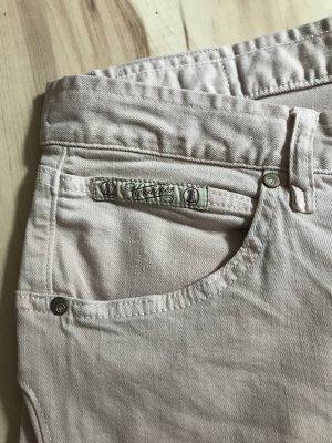 Jeans von Herrlicher in Altrosa/ Rosè