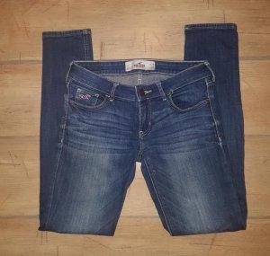 Jeans von Hollister Gr. 34 - Weite 25, Länge 29 - Top