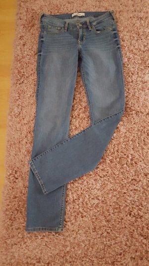 Jeans von hollister in blau