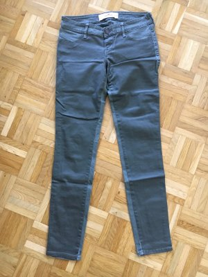 Jeans von Hollister Materialmix