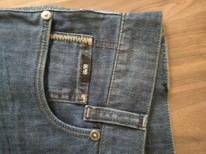 jeans von hugo boss dunkelblau
