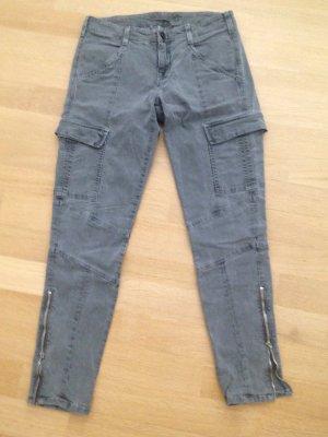 Jeans von J Brand, Gr 29, grau