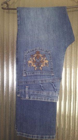 John F. Gee Low Rise jeans blauw
