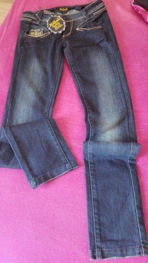Jeans von Killah Gr. 24 sehr schmal