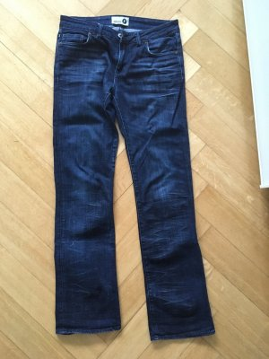Jeans von Kuyichi in schönstem Dunkelblau M 38/40 bzw. 29/32