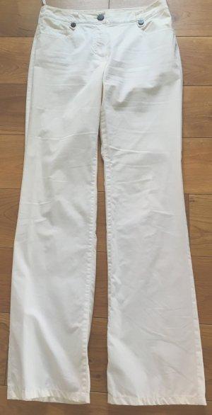 Jeans von Laurel Gr. 36 in creme wie neu