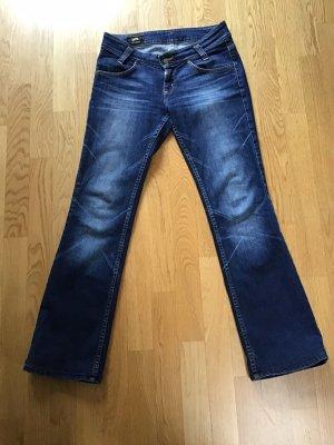 Lee Low Rise Jeans blue