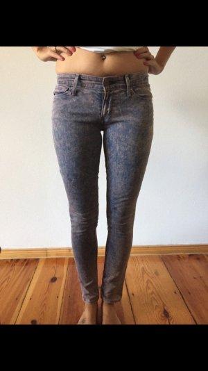Jeans von Levis in Rosa/ Blau