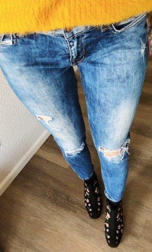 Jeans von LTB 26 XS Risse destroyed