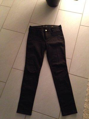 Jeans von M i H in schwarz