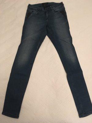 Jeans von Maison Scotch in dunkelblau
