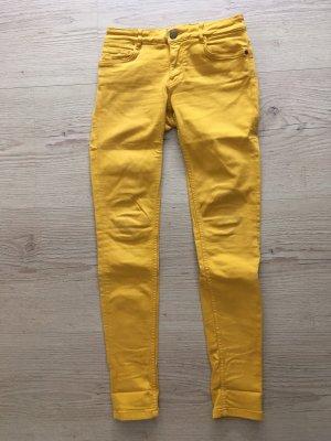 Jeans von Maje gelb Gr 38