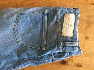 Jeans von massimo Dutti in Größe 36 Used Look