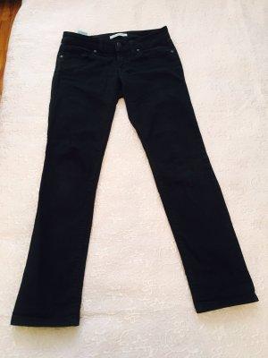 Mavi Jeans Co. Jeans cigarette noir