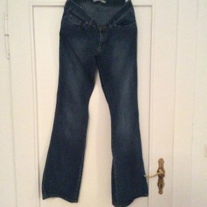 Jeans von Mavi, dunkelblau, Bootleg cut