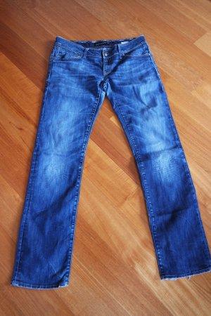 Jeans von Mavi, straight leg, Modell Olivia