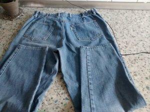 Wortel jeans veelkleurig Katoen