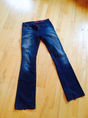 Jeans von Miss Sixty in Dunkelblau