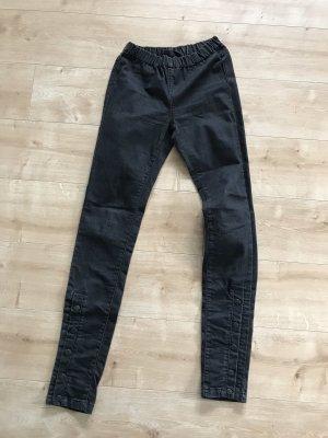 nü Stretch jeans antraciet