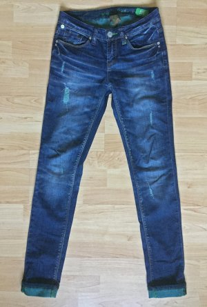 Jeans von ONE GREEN ELEPHANT, destroyed Look, (27/32)