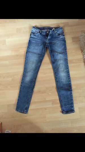 Jeans von ONLY blau verwaschen