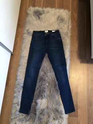 Only Tube Jeans dark blue