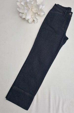 Orwell Jeans 7/8 noir tissu mixte