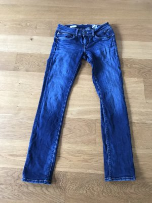 Pepe Jeans Jeans cigarette bleu