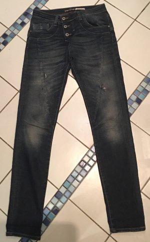 Jeans von Please Gr Xxs