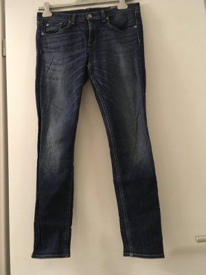 Jeans von Rag & Bone Jean in Dunkelblau, Skinny, Gr.30