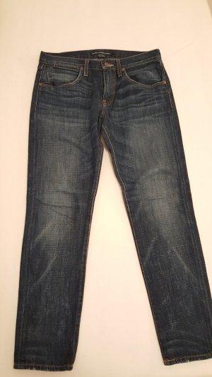 Polo Jeans Co. Ralph Lauren Pantalon boyfriend bleu foncé