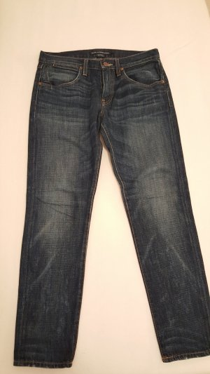 Polo Jeans Co. Ralph Lauren Boyfriendbroek donkerblauw