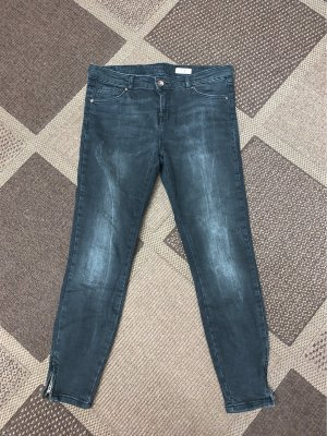 Review Jeans a sigaretta antracite