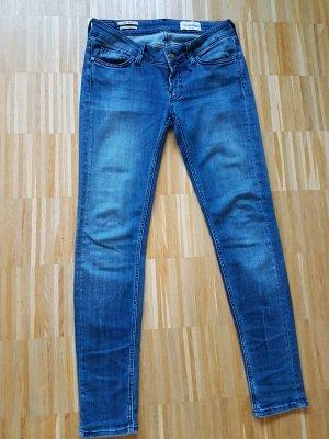 Rich & Royal Jeans a carota blu