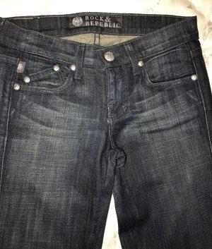 Jeans von Rock & Republic in Gr 24