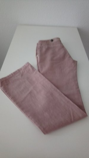 Scervino Street Stretch Jeans dusky pink cotton