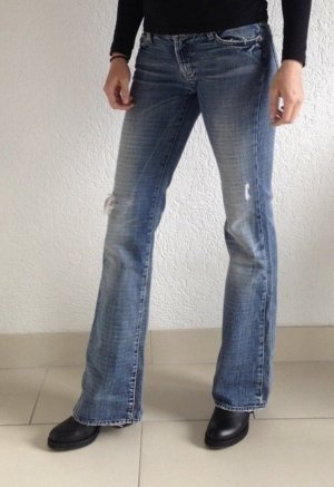 Jeans von Seven 7 for all mankind Flare W 29 blau
