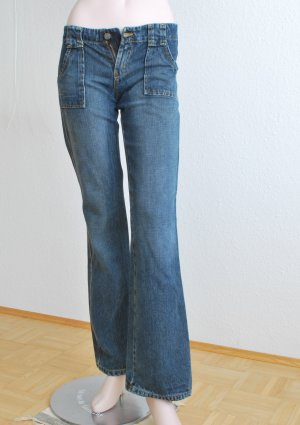 Jeans von SEVEN SIX, made in Italy, Gr. 28