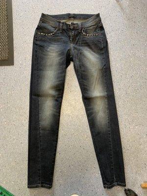 Jeans von Sisley gr.XS, slim fit , neuwertig