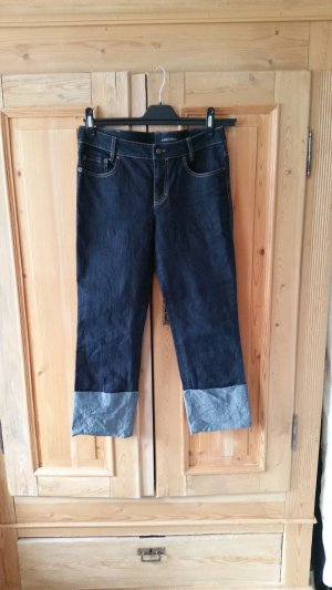 Strenesse Gabriele Strehle 7/8-jeans donkerblauw