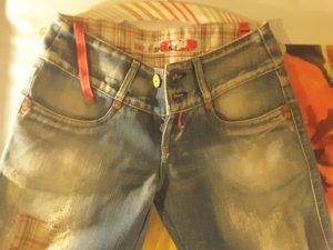 Jeans von TAKE.TMO in Größe W 27 /L34