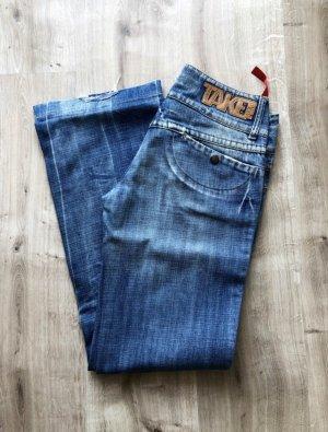 Take Two Boyfriend Jeans dark blue