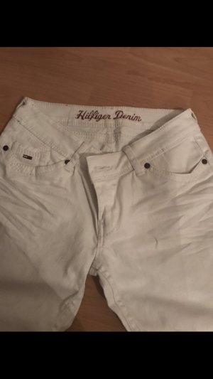 Jeans von Tommy Hilfinger, Victoria Slim, super low waist