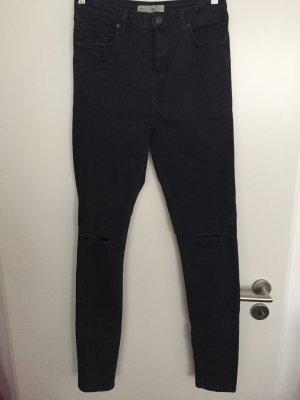 Jeans von topshop, 36er Länge
