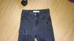Jeans von Topshop in Größe W25 / L32