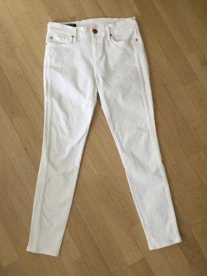 True Religion Jeans skinny bianco